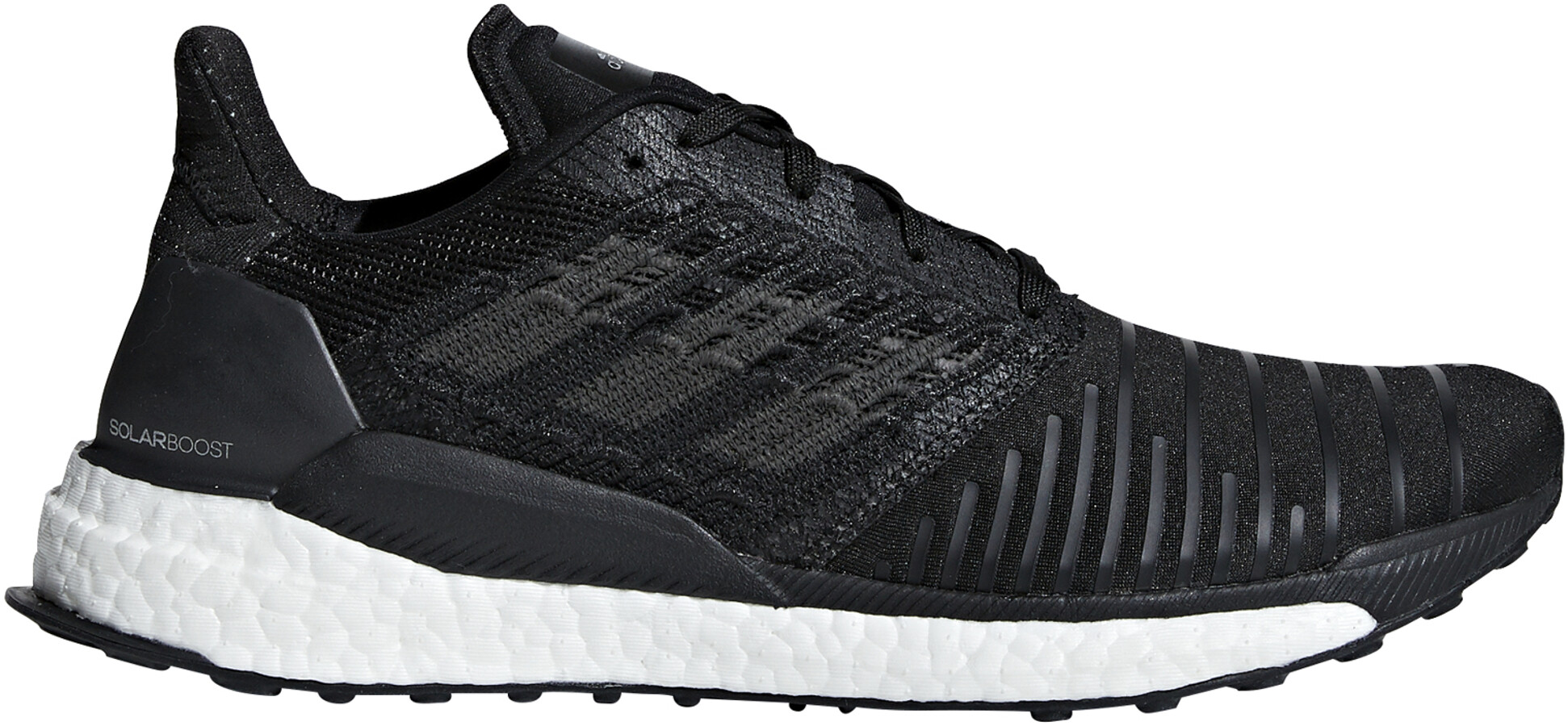 adidas SolarBoost Running Shoes Men black at Bikester.co.uk